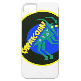 Capricorn Badge iPhone 5 Covers