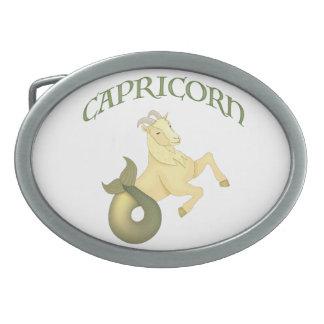 Capricorn Belt Buckles
