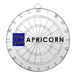 CAPRICORN COLOR DARTBOARD