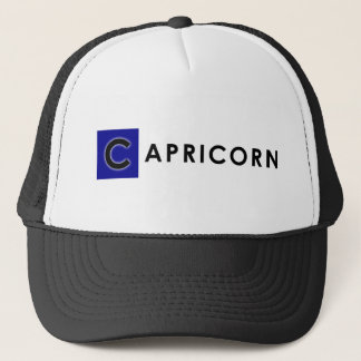 CAPRICORN COLOR TRUCKER HAT