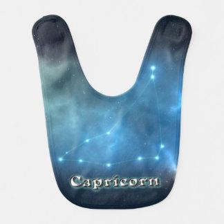 Capricorn constellation bib