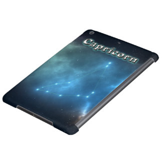 Capricorn constellation cover for iPad air