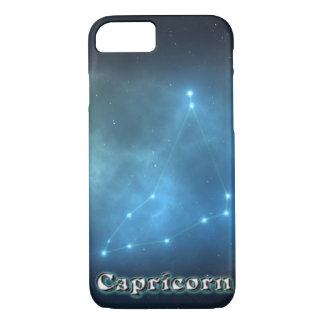 Capricorn constellation iPhone 8/7 case