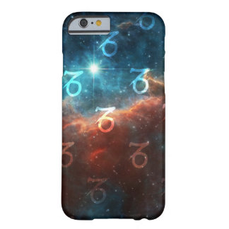 Capricorn Cosmos Barely There iPhone 6 Case