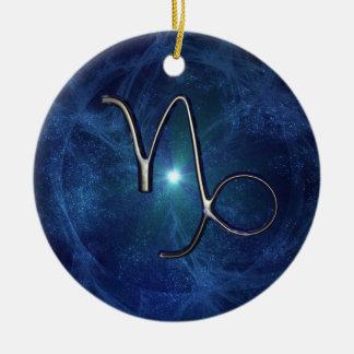 Capricorn Ornaments