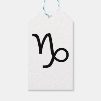 Capricorn Gift Tags