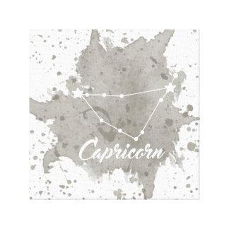 Capricorn Gray Wall Art