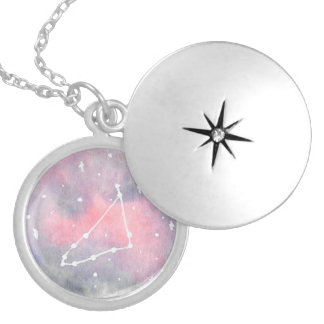 Capricorn Locket