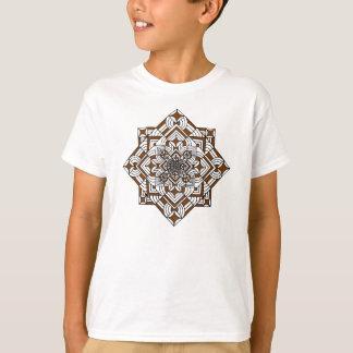 Capricorn Mandala T-Shirt