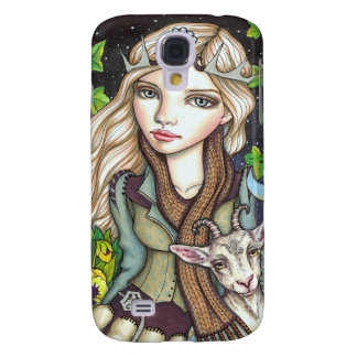Capricorn Samsung Galaxy S4 Cases