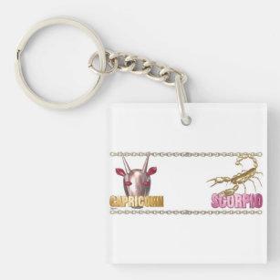 Zodiac Friendship Key Rings & Keychains   Zazzle AU