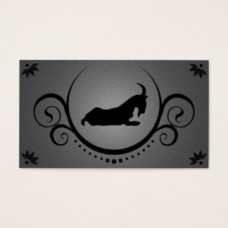 capricorn sophistications business card