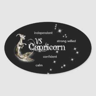 Capricorn Stickers