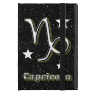 Capricorn symbol cases for iPad mini