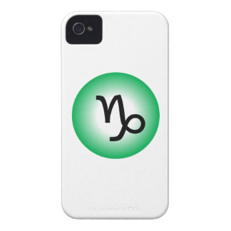 CAPRICORN SYMBOL iPhone 4 CASE