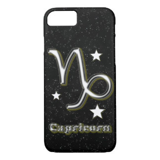 Capricorn symbol iPhone 8/7 case