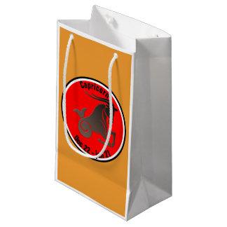 CAPRICORN SYMBOL SMALL GIFT BAG