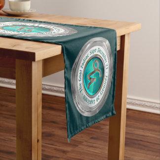 Capricorn - The Goat Zodiac Sign Short Table Runner