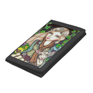Capricorn Tri-fold Wallet