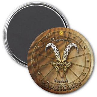 Capricorn Zodiac Astrology design Magnet