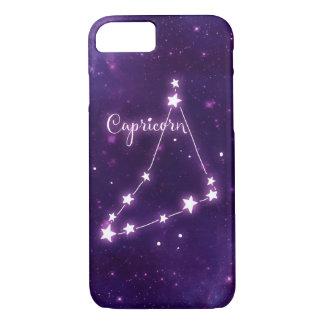 Capricorn Zodiac Constellation Phone Case