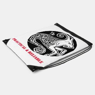 Capricorn - Zodiac Drawstring bag