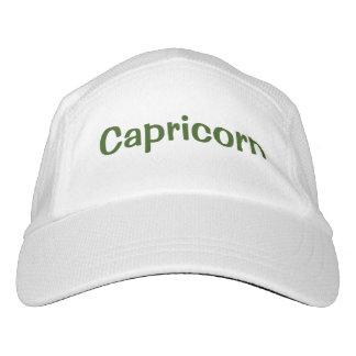 Capricorn Zodiac Sign Green Hat