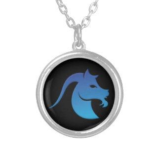 Capricorn Zodiac Sign Pendant