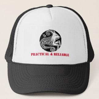 Capricorn - Zodiac Trucker cap