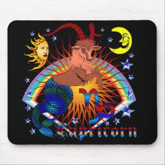 Capricorn-Zodiac-V-1 Mousepads
