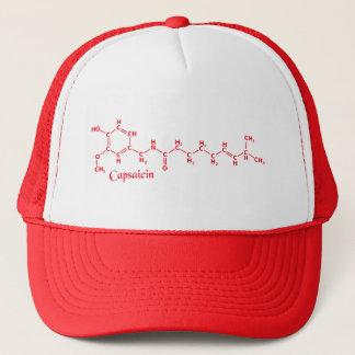 Capsaicin Molecule Cap