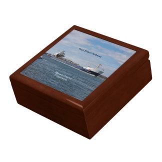 Capt Henry Jackman keepsake box
