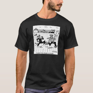 Captain Ahab chases a Protester T-Shirt