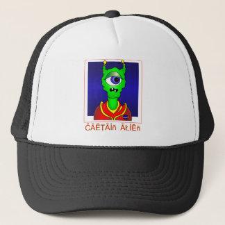 Captain ALIEN Trucker Hat