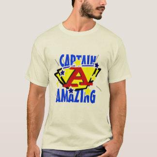 Captain Amazing T-Shirt