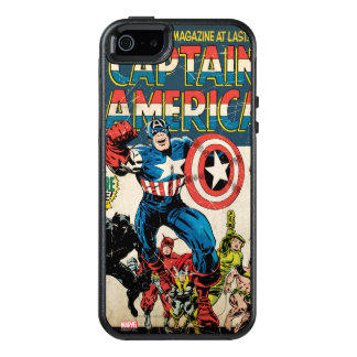 Captain America - 100 Apr OtterBox iPhone 5/5s/SE Case