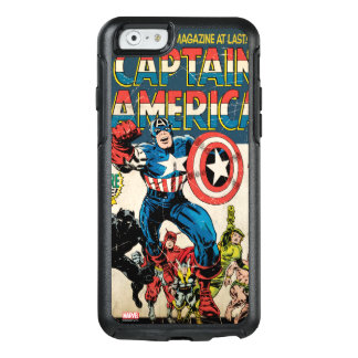 Captain America - 100 Apr OtterBox iPhone 6/6s Case