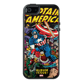 Captain America - 112 Apr OtterBox iPhone 5/5s/SE Case