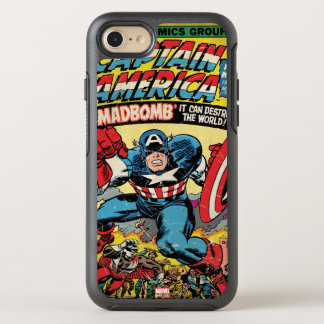 Captain America - 193 Jan OtterBox Symmetry iPhone 8/7 Case