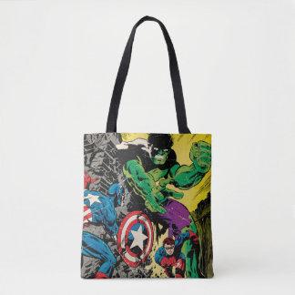 Captain America Comic #110 Tote Bag