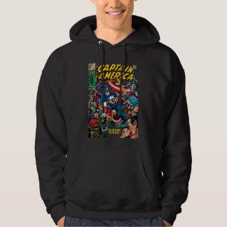 Captain America Comic #112 Hoodie
