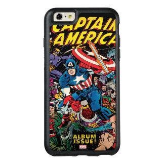 Captain America Comic #112 OtterBox iPhone 6/6s Plus Case