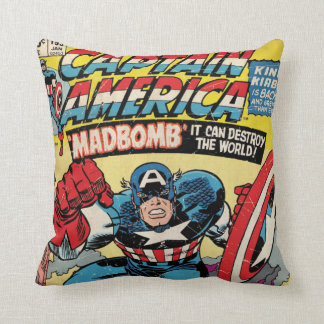 Captain America Comic #193 Cushion