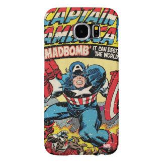 Captain America Comic #193 Samsung Galaxy S6 Cases