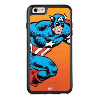Captain America Dash OtterBox iPhone 6/6s Plus Case