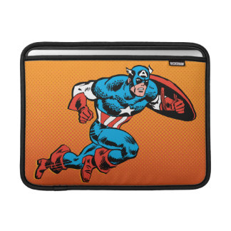 Captain America Dash Sleeve For MacBook Air