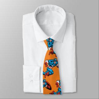Captain America Dash Tie