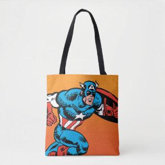 Captain America Dash Tote Bag