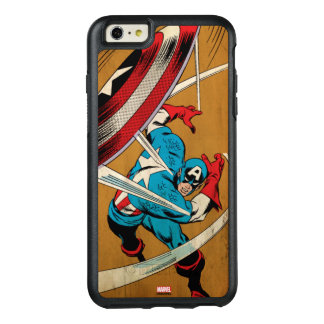 Captain America-He Took On All Of Them OtterBox iPhone 6/6s Plus Case