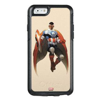 Captain America In Flight OtterBox iPhone 6/6s Case